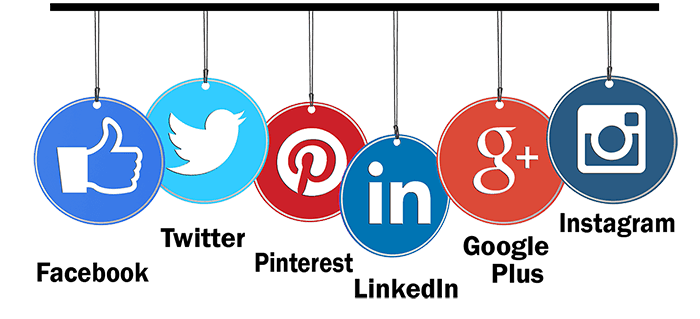 Integrate social media into your sales and marketing campaigns